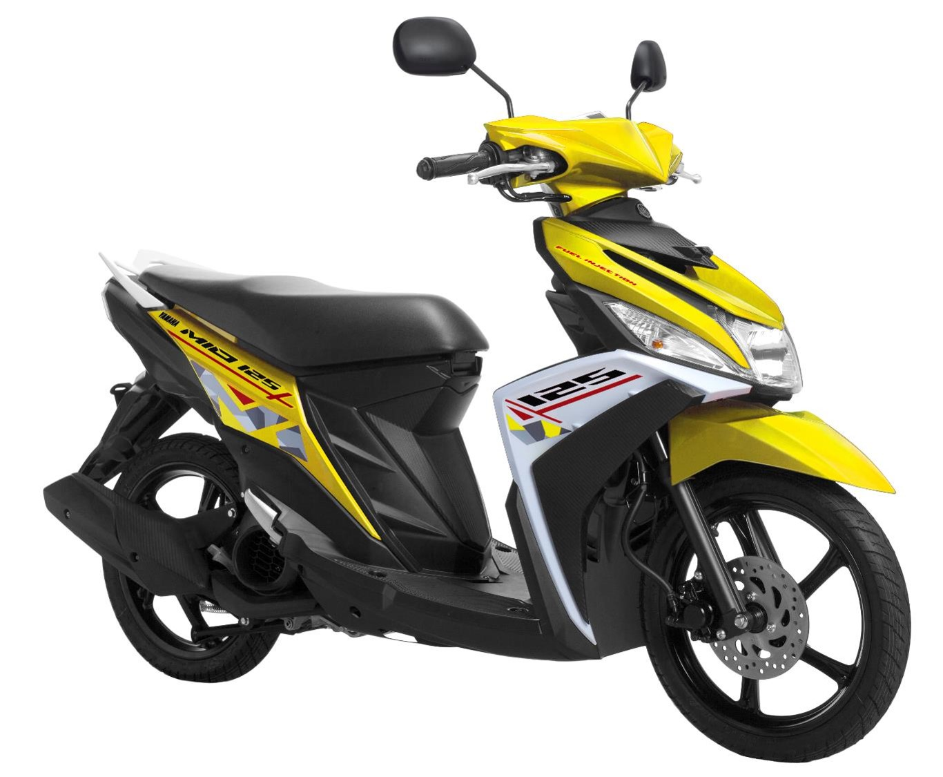 Mio m3 aspiring yellow