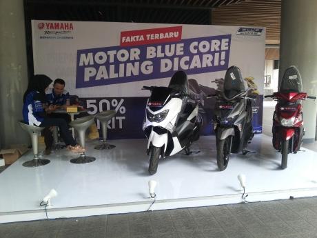 Produk Yamaha Blue Core